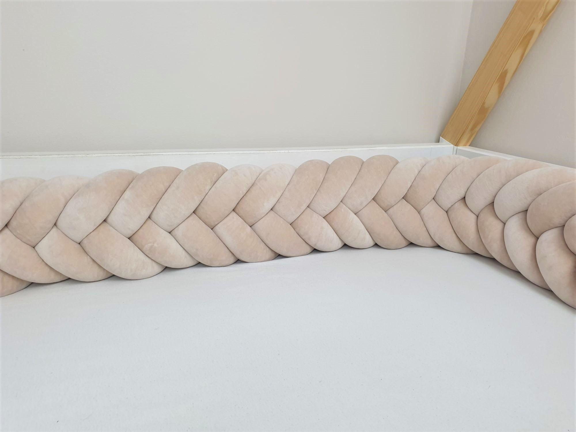 Velur fishbone braid 300cm
